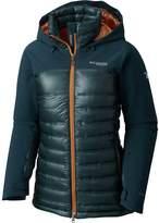 Columbia Titanium Heatzone 1000 Turbodown Hooded Jacket - Women's