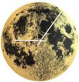 Gold Moon Clock