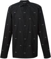 Neil Barrett WTF shirt