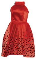 MGA Entertainment Red Halter Dress