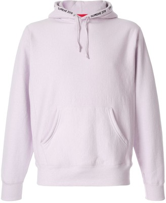 Supreme Channel hoodie