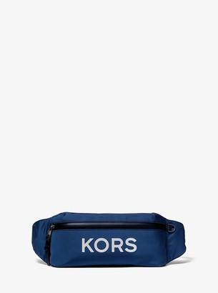 Michael Kors Logo Tech Nylon Belt Bag