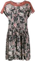 Etoile Isabel Marant Printed Smock Dress