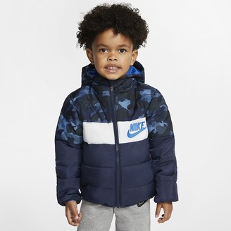 Nike Toddler Full-Zip Puffer Jacket Sportswear