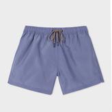 Paul Smith Men's Lilac Swim Shorts