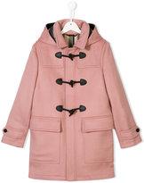 Burberry teen duffle coat