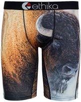Ethika Men's The Staple Man Eater Boxer Brief Underwear XL