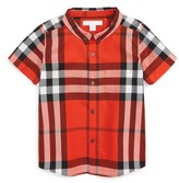 Burberry Toddler Boy's Fred Check Shirt