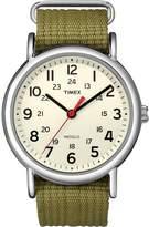Timex Weekender Full-Size Slip-Thru Watch