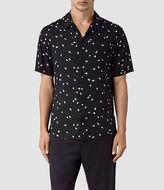 Allsaints Nauvoo Short Sleeve Shirt