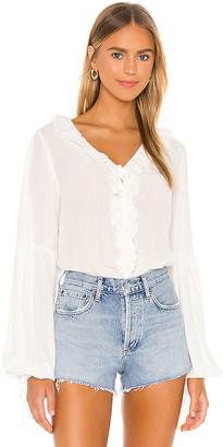 Paige Luciano Blouse