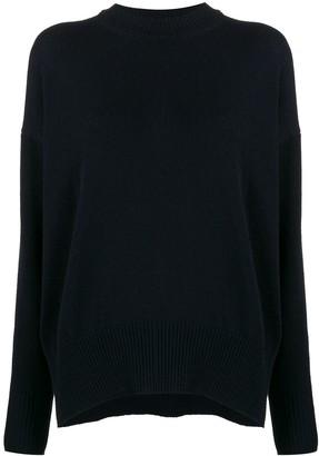 Jil Sander Dropped-Shoulder Sweater