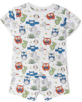 Sprout NEW Pajama Set White
