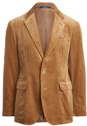 Polo Ralph Lauren Stretch Pima Corduroy Single-Breasted Jacket