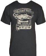 That Funny Shirt New Kessel Run T-Shirt-Star Wars Millenium Falcon Novelty Shirt - XXXL