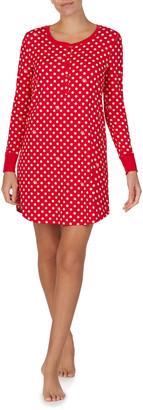 Kate Spade Brushed Jersey Sleepshirt