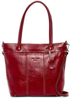 Persaman New York Luca Italian Leather Tote Bag