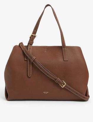 Oroton Margot leather shoulder bag