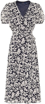 Polo Ralph Lauren Floral crepe de chine dress
