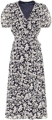 Polo Ralph Lauren Floral crepe de chine dress