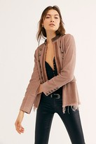 Free People Lucy Military Jacket