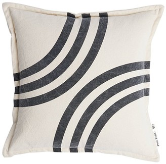 Pony Rider River Bends Cotton Cushion Cover