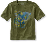 L.L. Bean Boys' Short-Sleeve Graphic Tees