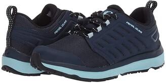 Pearl Izumi X-Alp Canyon Cycling Shoe (Navy/Air) Women's Cycling Shoes