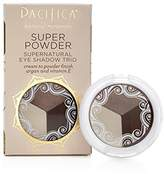 Pacifica Beauty Super Powder Supernatural Eye Shadow Trio with Stone