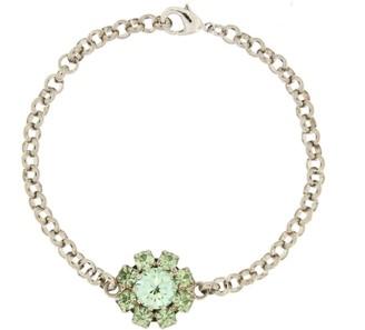 Rosaspina Firenze Florentine Garden Bracelet In Green Chrysolite