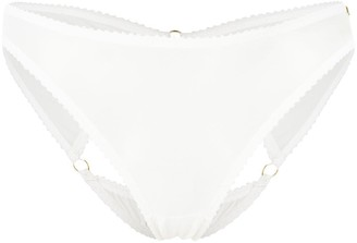 Something Wicked Open Back Briefs