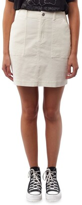 All About Eve 70's Cord Mini Skirt