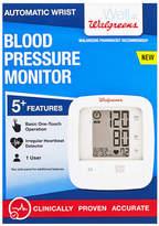Walgreens Auto Wrist Blood Pressure Monitor 2016