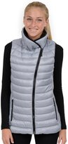 Champion Women's Asymmetrical Puffer Vest