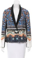 Clover Canyon Printed Casual Blazer