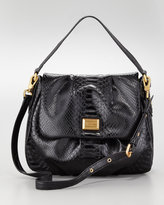 Marc by Marc Jacobs Supersonic Snake Lil Ukita Bag