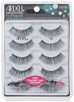 Ardell Black Lashes #101 5 Pack
