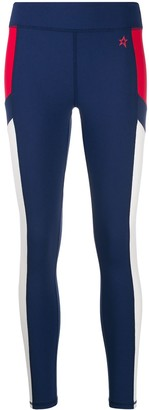 Perfect Moment Allos side stripe leggings