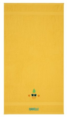 Sunshine Fun Beach Towel - Lime Green