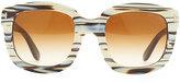 Tom Ford Cristophe Square Sunglasses, Black
