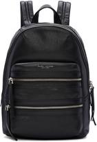Marc Jacobs Black Biker Backpack