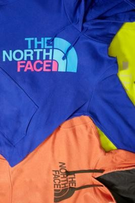 Urban Renewal Vintage The North Face Light Hoodie - Assorted S/M at Urban Outfitters