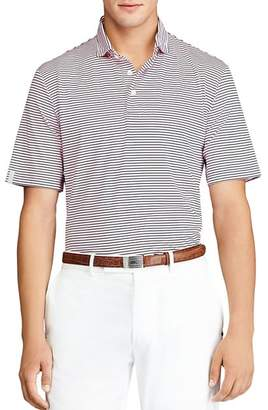 Polo Ralph Lauren Striped Active Fit Polo Shirt