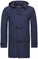 Cotton Duffle Coat Men - ShopStyle UK