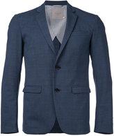 Factotum classic blazer - men - Wool/Polyester - 46