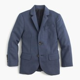 J.Crew Boys' Ludlow suit jacket in Italian worsted wool