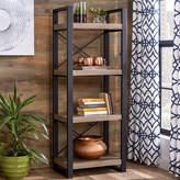 """Mercury Row Theodulus 62"""" Etagere Bookcase"""