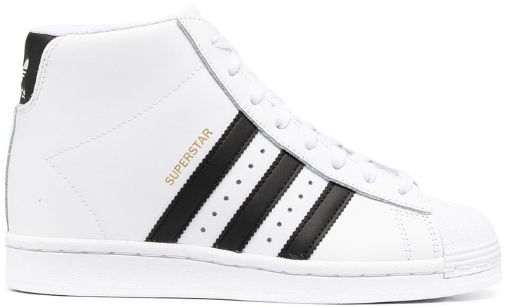 adidas Superstar Up Shoes Cloud White 7 Womens - ShopStyle