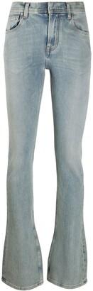 Ssheena High-Waist Flared Jeans