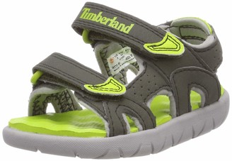 Timberland Perkins Row 2-Strap (Toddler) Unisex Kids' Open Toe Sandals